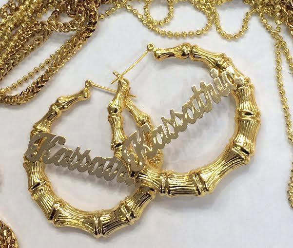 14K Gold Plated All Gold