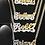 Thumbnail: 14K Gold Plated Cuban Chain & Bracelet  (Adult)