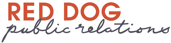 Red Dog Public Relations logo