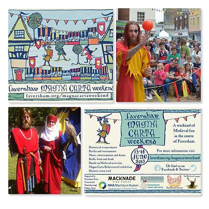 Faversham Maga Carta Weekend