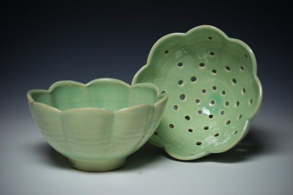 Lotus Bowl and Colander.jpg