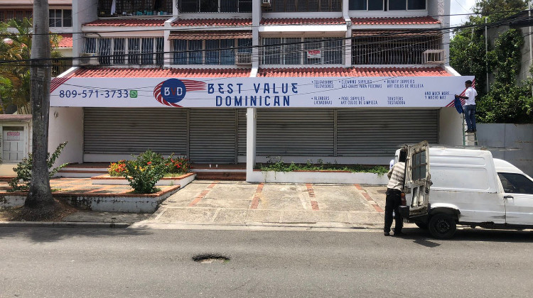 Sign design for Appliance Store - Dominican Republic