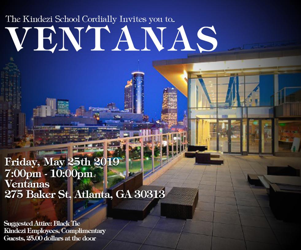 Ventanas Invitation