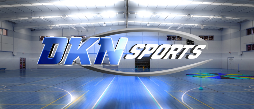 DKN Sports Opening Graphics for TV show
