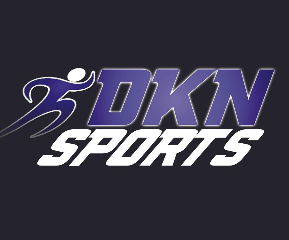 DKN Sports Logo Design