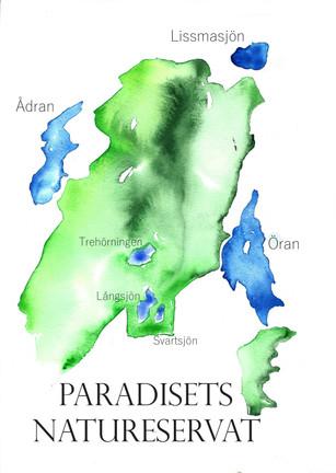 Exempelkarta - Naturreservat