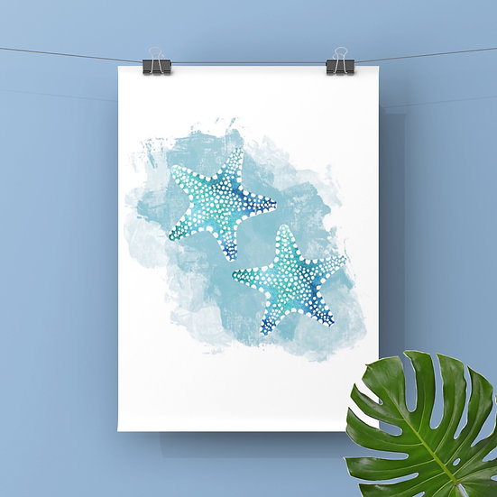 Sea Collection - Starfishes
