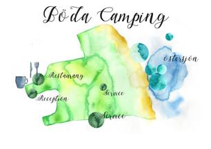 Exempelkarta - Camping