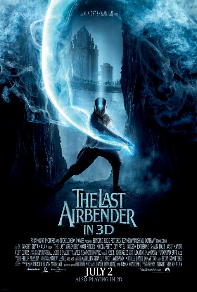 The Last Airbender 2010