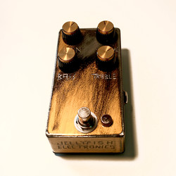 Gold Drive Front