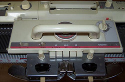 Brother 890 Punchcard