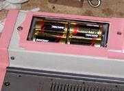 Singer Magic Memory Batteries