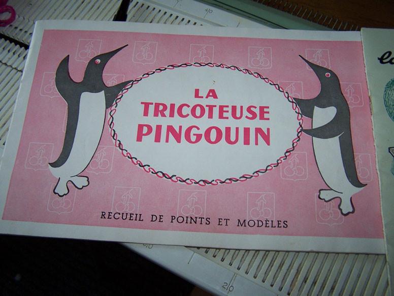 Pingouin TP2 pattern book