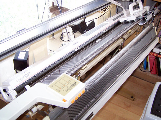 Knitmaster 580
