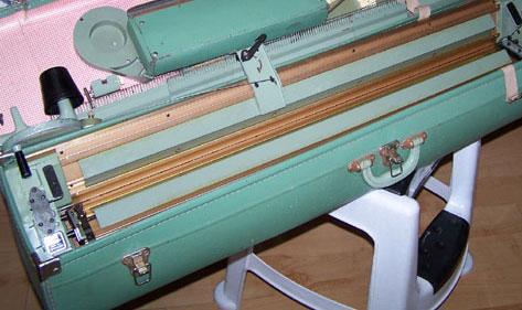 Singer Suitcase
