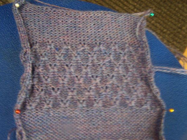 4 Row Tuck Stitch