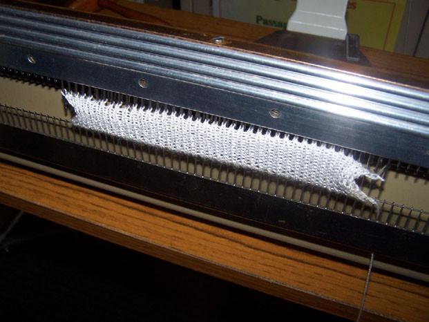 Minitex with Cast on Comb