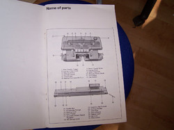 Jones KH800 Manual
