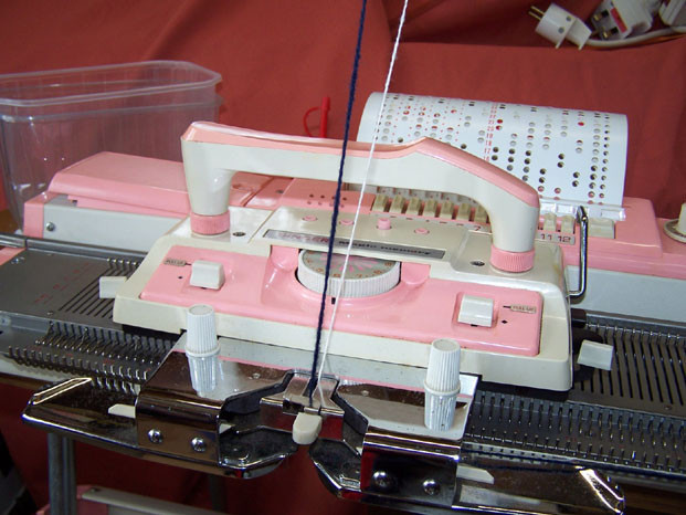 Singer Magic Memory Knitting Machine