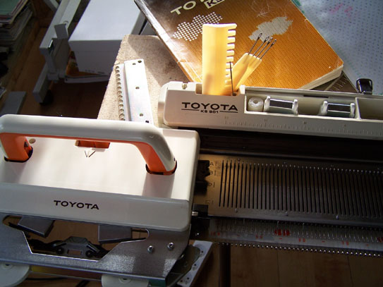 Toyota 901 Punchcard
