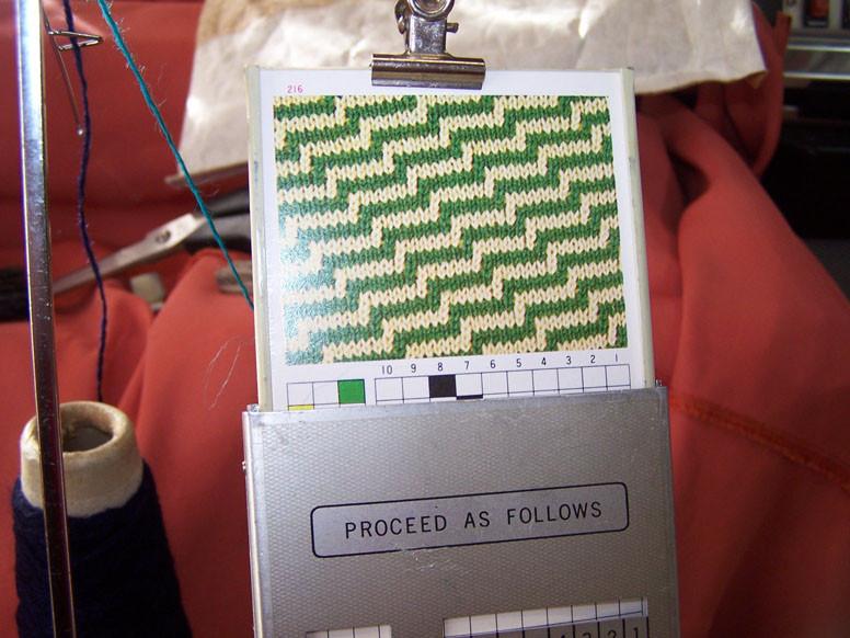 Passap F200 Pattern Master