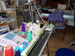Knitmaster 500 Electronic