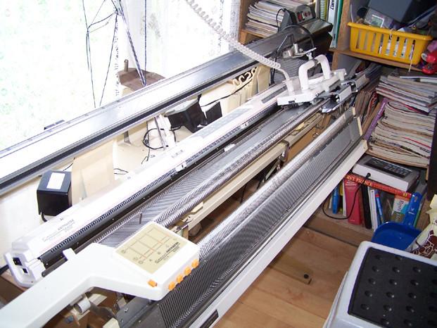 Knitmaster 580 Electronic