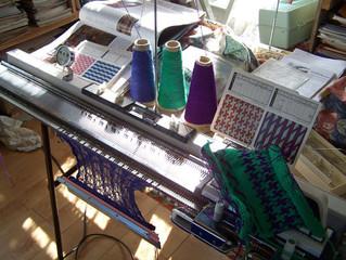 Knitmaster ES302