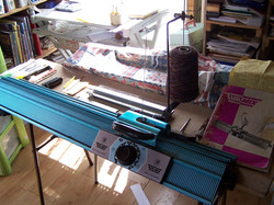 Turmix Knitting Machine