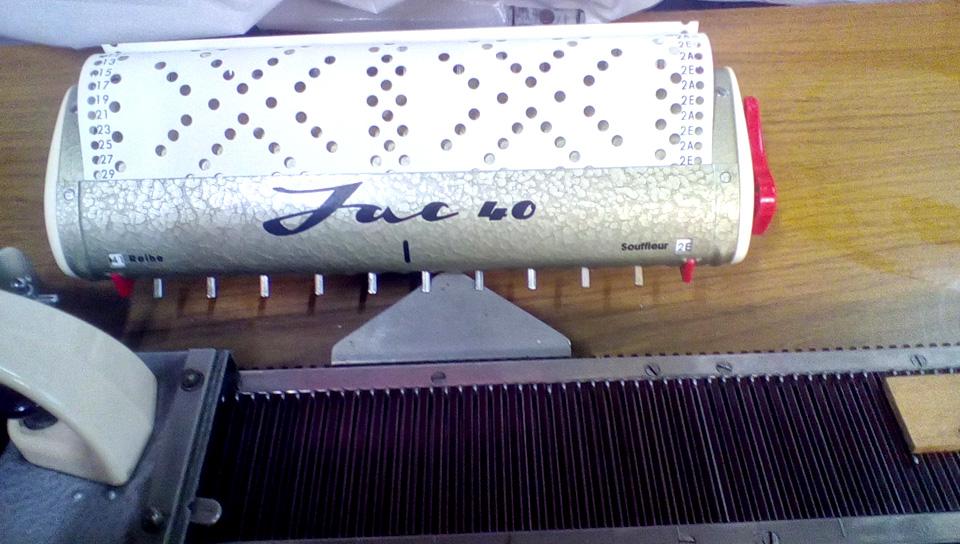 Knitmaster 4500 Jac 40
