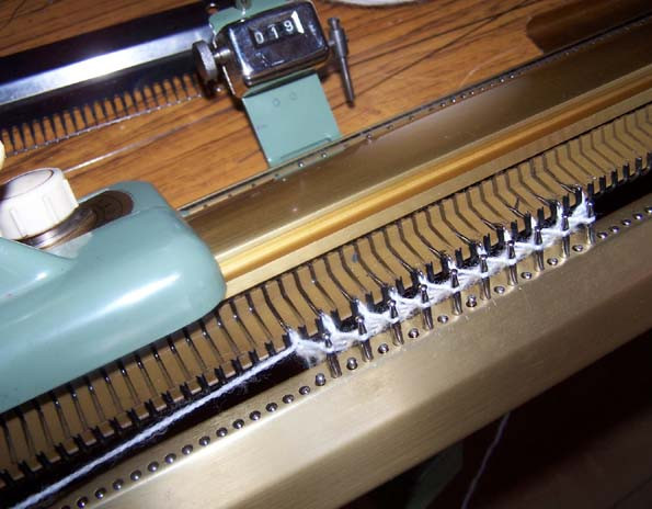Turmix Unic Knitting Machine