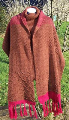 Singer 9000 shawl