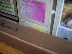Regina Original Box