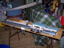 Vogue Knitting Machine