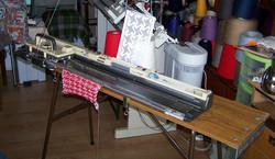 Knitmaster 700 Punchcard