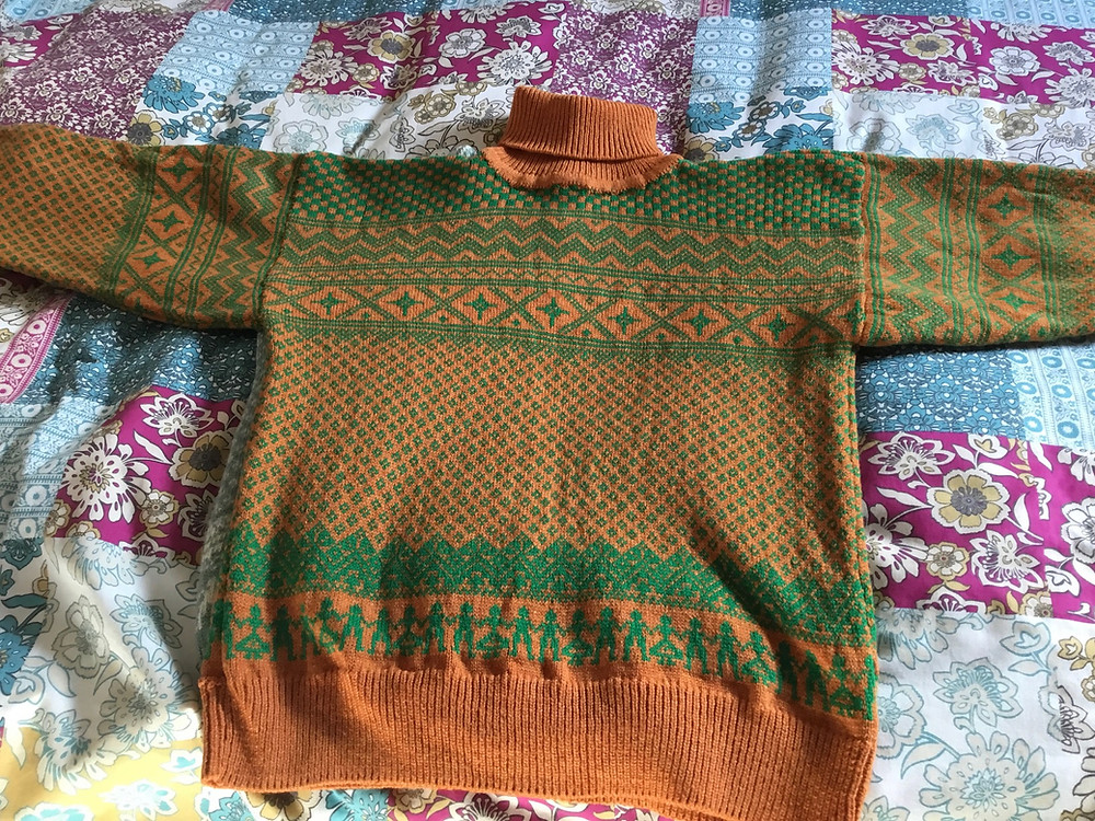 Brother Fairisle