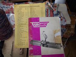 Turmix Book