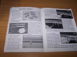Knitting Mate Instructions