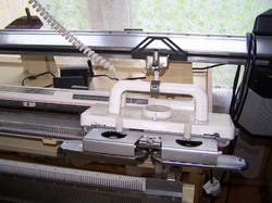 Knitmaster 580 Electronic Machine