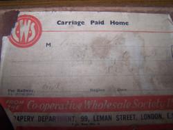 Original Deliver Label