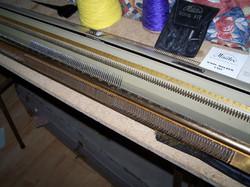 Minitex Knitting Machine