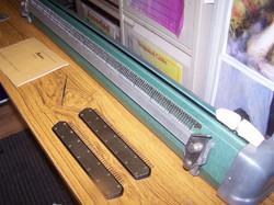 Regina II Hand Knitting Machine