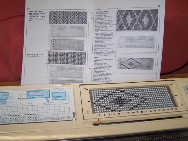 Jones 800 Pattern Panel