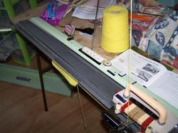 Pine Star Knitting Machine