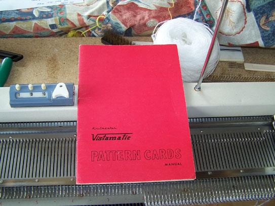 Knitmaster Vistamatic