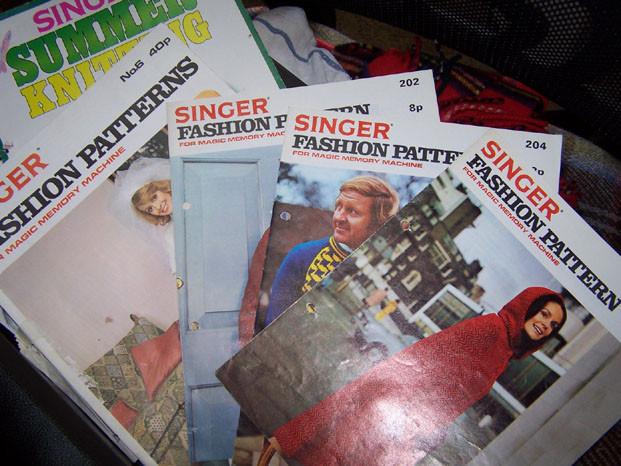 Singer MM Books
