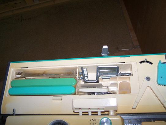 Jones KH 800 Tools