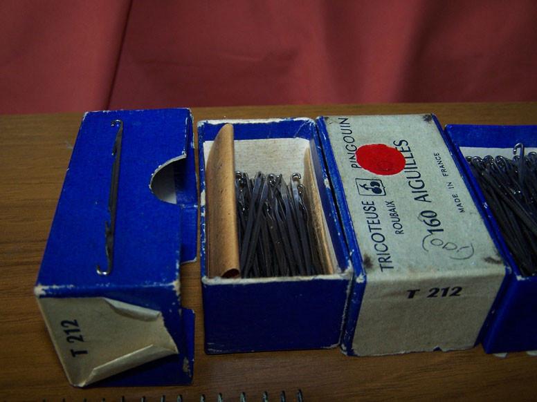 Pingouin Garter Stitch Needles