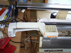 Knitmaster 4 colour changer