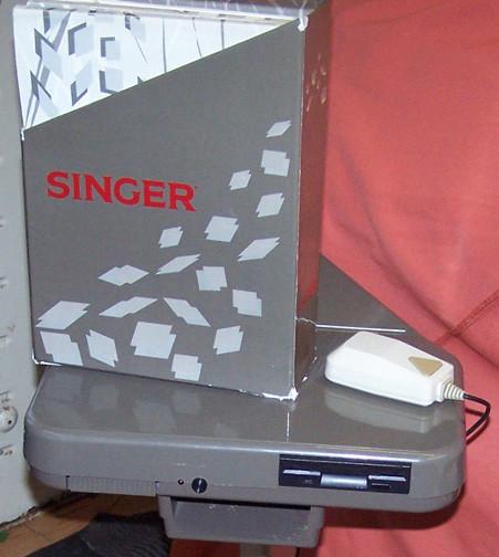 Singer 9000 consul